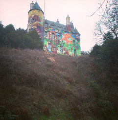 kelburn castle and countrly estate in largs